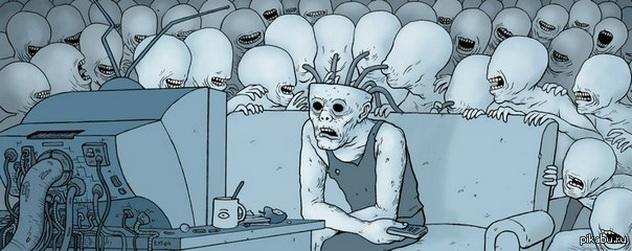 ТВ зомби 2