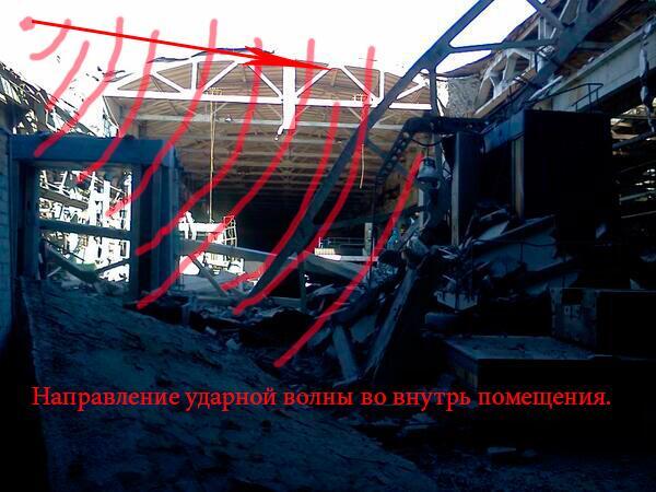 Kramatorsk KZTS - shelling - terrorist - 2