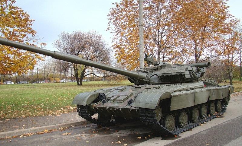 Танк т-64 ОБС