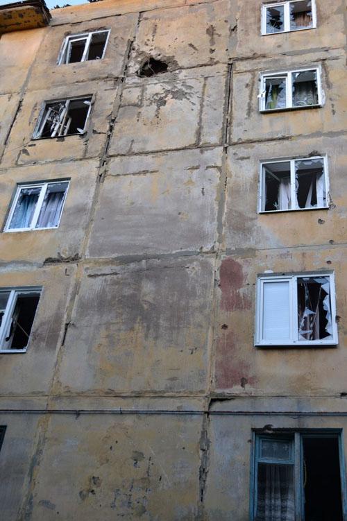 Краматорск обстрел 1 июля