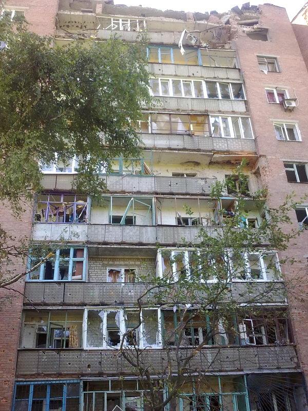 Kramatorsk 3 .07.2014