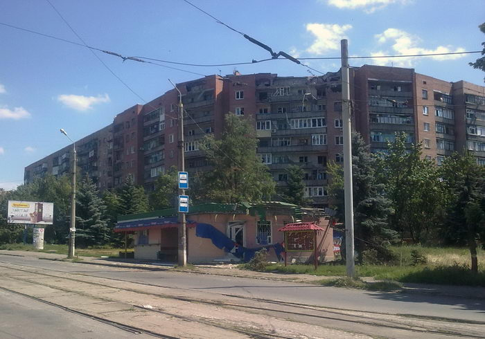 Kramatorsk 03.07.2014