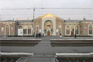 Краматорск ЖД вокзал