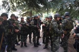 new police Kramatorskaya