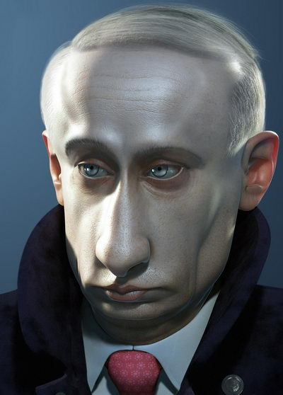 Putin did not huylo