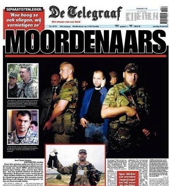 De Telegraaf — крупнейшая ежедневная газета Нидерландов