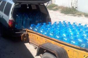 Water for soldiers ATO
