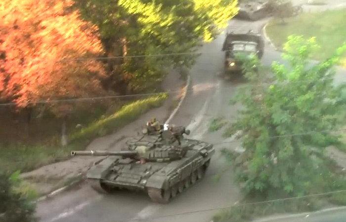 Sverdlovsk Russian equipment