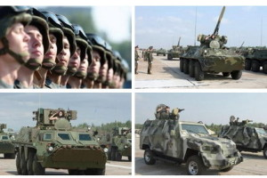 Tanks and armored vehicles of the Armed Forces of Ukraine