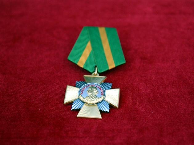 Псков орден Суворова