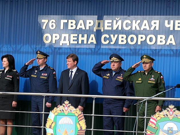 76 гвардейская тихо хоронит своих солдат