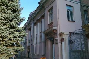 Dnepropetrovsk Kuibyshev 2 House of Scientists