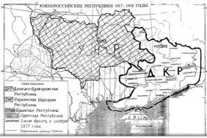 Donetsk-Krivoy Rog Republic
