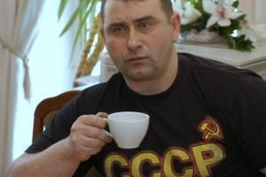 Maxim Kalashnikov fascist