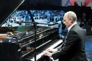 Putin - piano