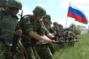 Russian military in Ukraine