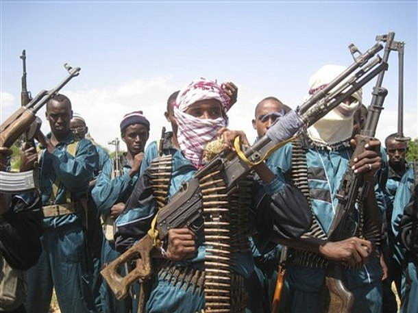 ДНР, ЛНР - Сомали