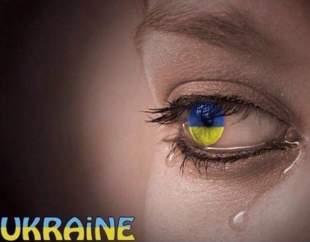 Ukraine grief, honor hero