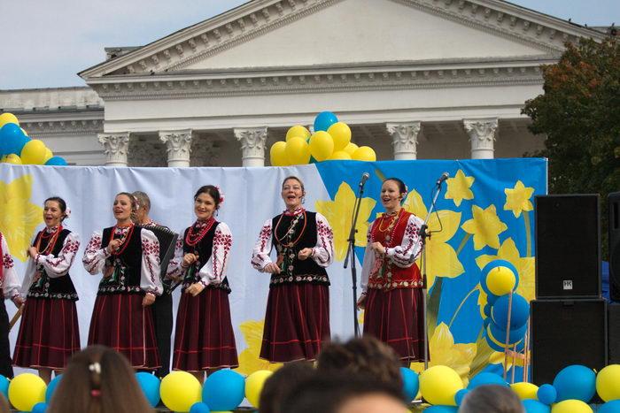 September 27 Kramators'k City Day