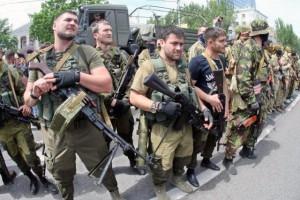 Луганск кадыровцы бандиты