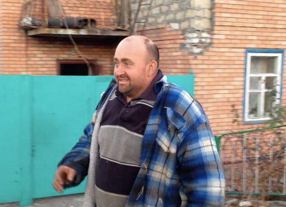 Ukrainian Village resident Stepanivka