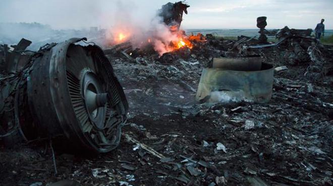 Security released details of accident investigation MN17 Donbas