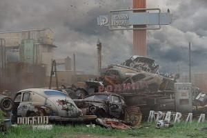 Russia after Putin - devastation