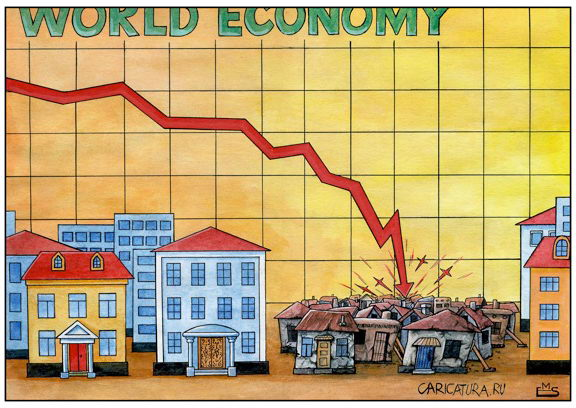 economic crisis in Russia