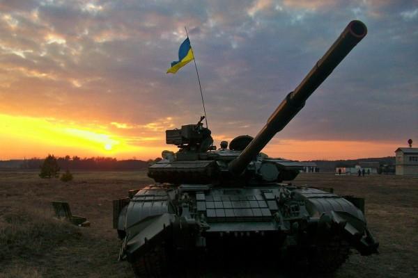 Украина победит