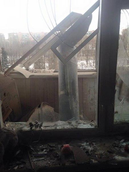 Обстрел Краматорска российскими оккупантами