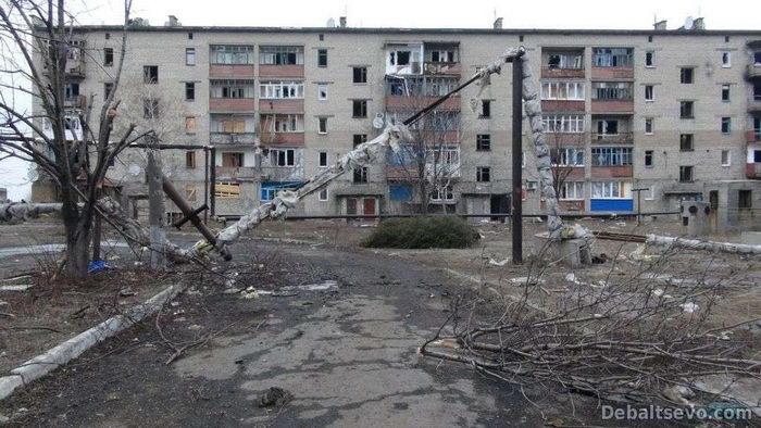 Дебальцево 5-