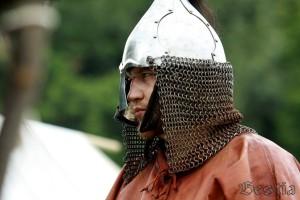 Мордва, одеяние воина