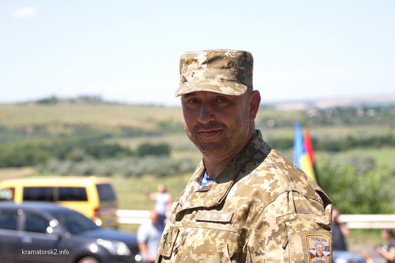 Сергей Кривонос - начальник Управления специальных операций Генштаба