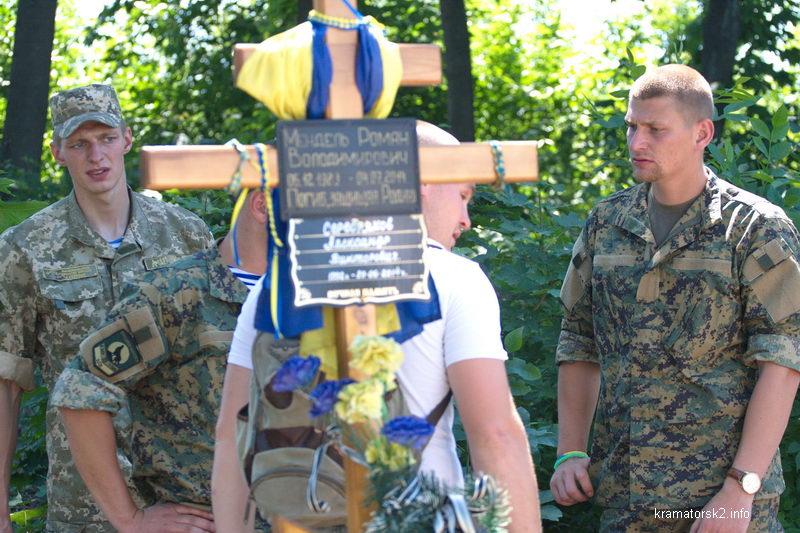 Бойцы 25-й бригады ВДВ