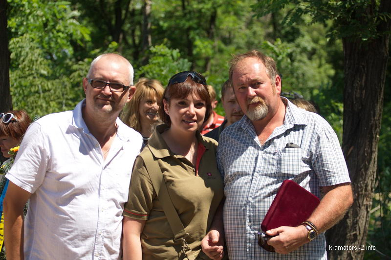 Волонтёры Русин, Рычкова, Кулинич