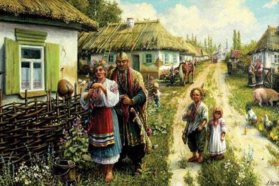 Украина давняя