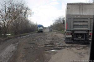 Odessa-Reni highway